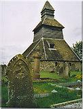 SO3958 : Pembridge, Church Belfry. by Colin Smith