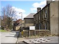 SE1422 : Empty Factory, Sunny Bank Road, Brighouse by Humphrey Bolton