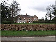 SJ3338 : Plas Warren Hall, near Dudleston by John Haynes