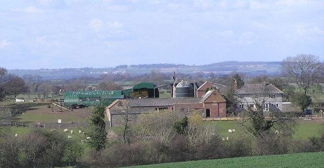 Bullmire Farm.