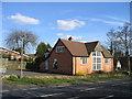 SP0275 : Hopwood Village Hall by David Stowell