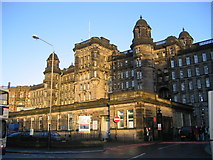NS6065 : Glasgow Royal Infirmary by Alistair McMillan