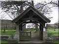 NZ2215 : Lych  Gate by Hugh Mortimer