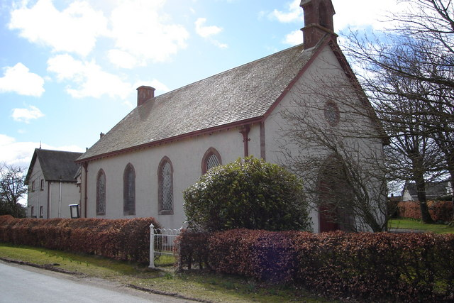 Kilry Church