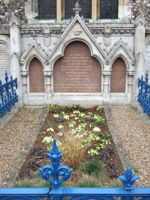 The Primrose Tomb