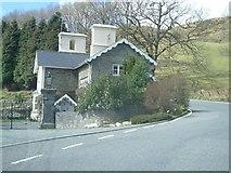 SN7874 : Hafod Lodge, Cwmystwyth by Andrew Longton