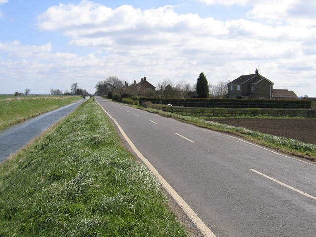 French Drove, Thorney, Cambs