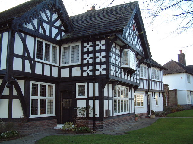 Port Sunlight Houses C David Squire Cc By Sa 2 0 Geograph Britain
