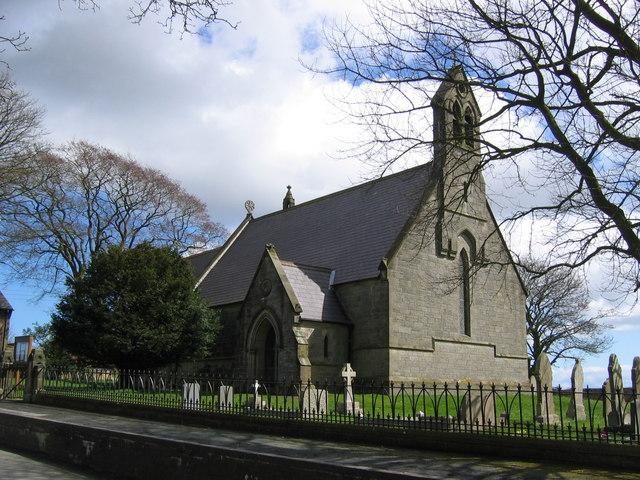 St. Nicholas Church, Grindale