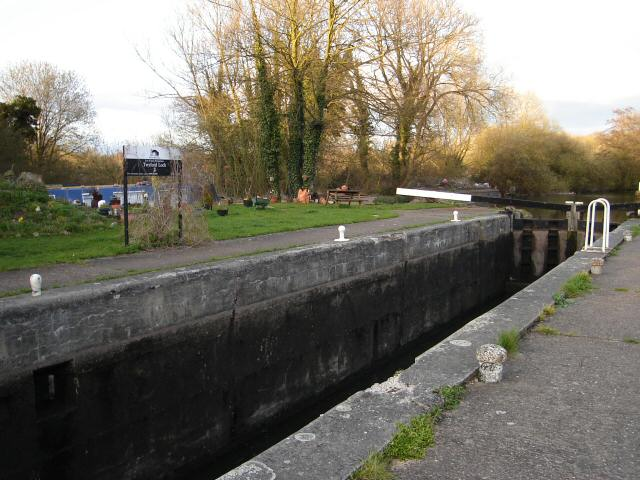 Twyford Lock, Bishops Stortford