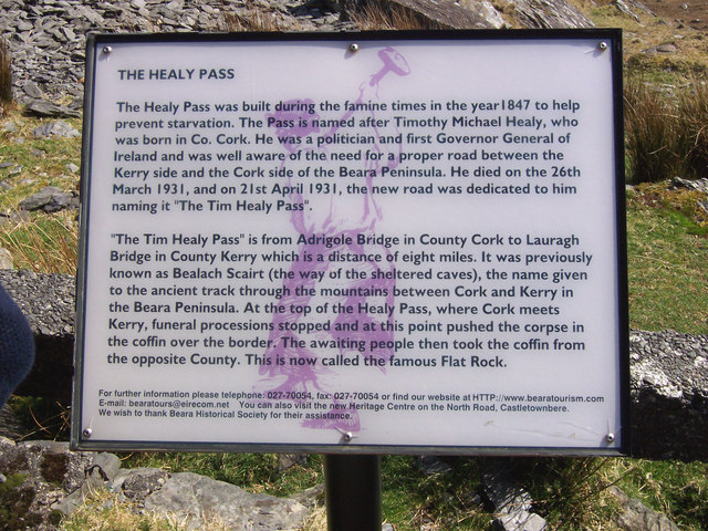 The Story of the Healy Pass Bere Peninsula