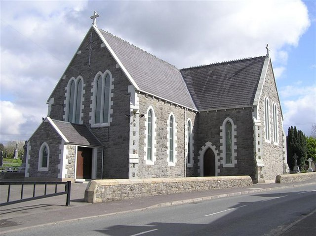 St Mary's RC Church, Killyclogher