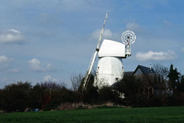 Windmill, Great Bardfield