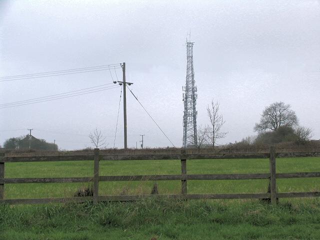 Transmitter Mast at Grenoside