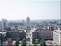 SP3379 : Coventry city centre by E Gammie