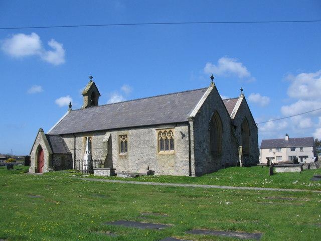 St. Beuno's Church, Aberffraw