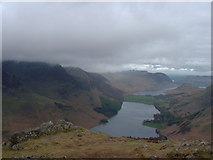 NY2014 : From Fleetwith Pike Summit by Michael Graham