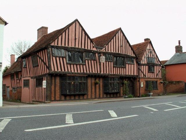 The Ancient House Brasserie, Ardleigh, Essex