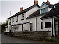 SO0253 : Cambrian Arms, Builth Road by Eirian Evans