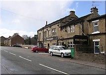 SE1421 : The Globe Inn, Rastrick Common, Rastrick by Humphrey Bolton