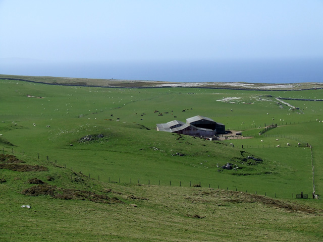 Farm Buildings on Great Orme Country Park