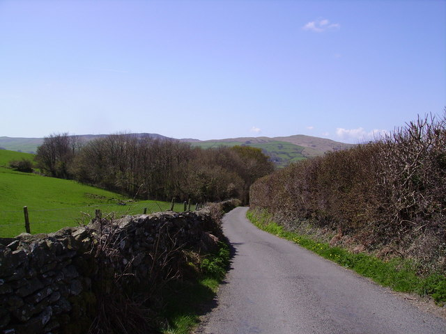 Country Road to Oxen Park