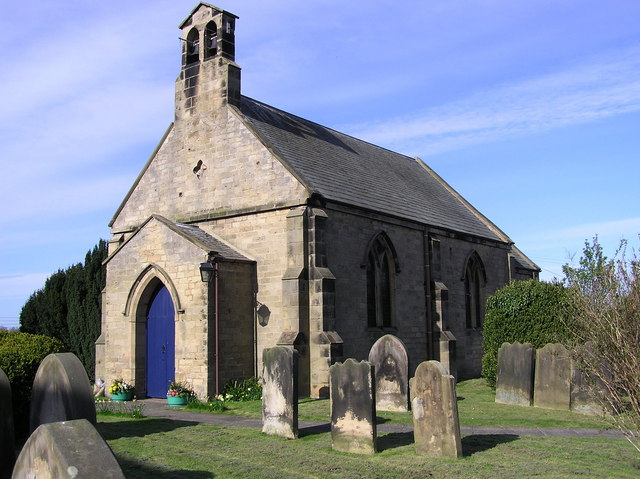 St. Peter's Church, Cleasby with Stapleton