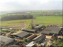 SJ9905 : Oakenhayes Farm by Angella Streluk