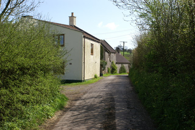 Cottages    Upper Strode Lane