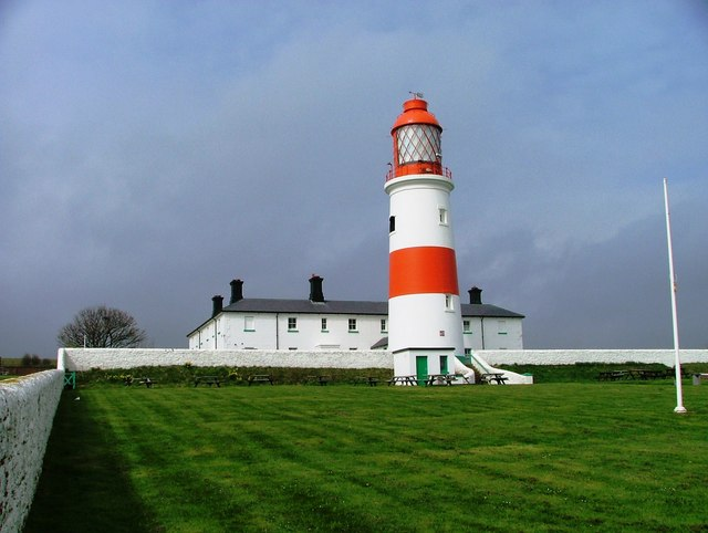 Souter Lighthouse from the East