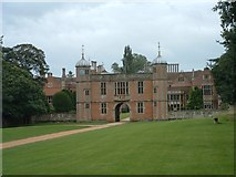 SP2556 : Charlecote Park (National Trust Tudor House) by Peter