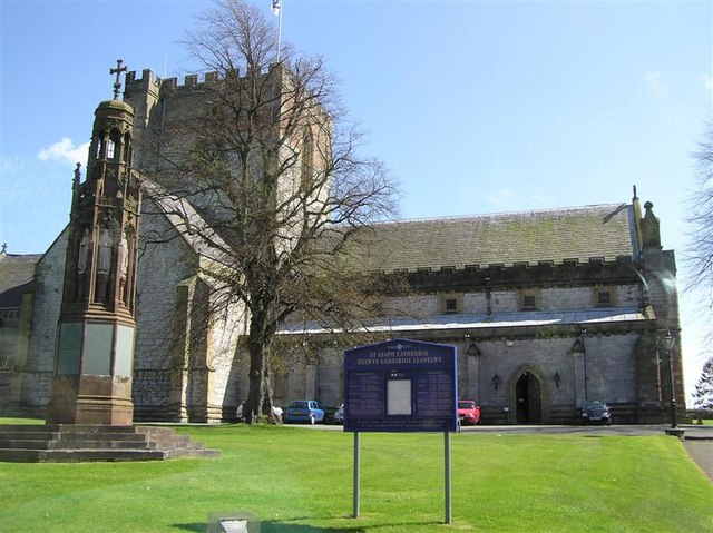 St Asaph's Cathedral