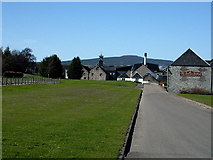 NJ3241 : Balvenie Distillery, Dufftown by Christopher Gillan