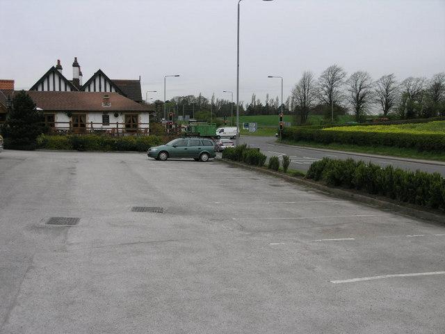 Pub and Crossroads