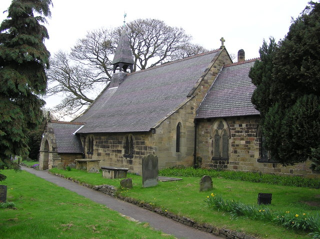 St. Eloy's Church: Great Smeaton