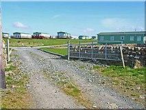 NX2059 : Whitecairn Farm Caravan Park by Oliver Dixon
