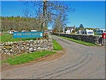 NX2765 : Three Lochs Caravan Park by Oliver Dixon