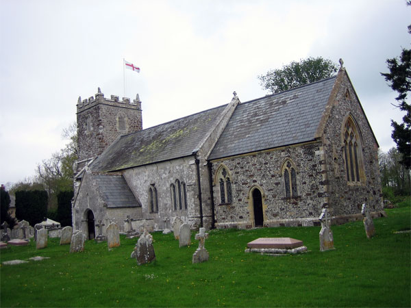 Bloxworth Church