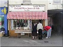 SH4862 : Dafydd Wyn Jones a'i Fab, Caernarfon by Kenneth  Allen