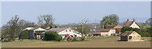NZ2422 : Hope House  Farm by Hugh Mortimer
