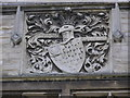 NZ2323 : Surtees Coat of Arms : Redworth Hall. by Hugh Mortimer
