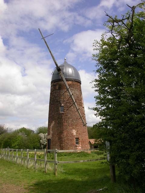 Windmill, Disused