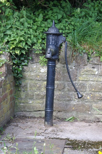 Nempnett Thrubwell's Water Pump