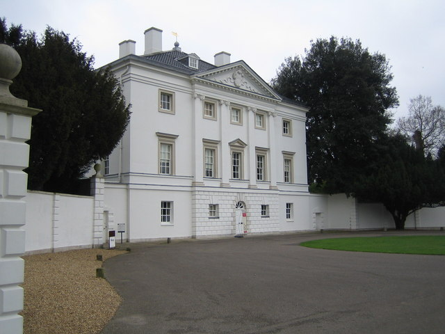 Richmond-upon-Thames: Marble Hill House