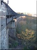 NO8686 : Glenury Viaduct by Alan Thomson