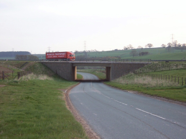 A6 Underpass at Shap