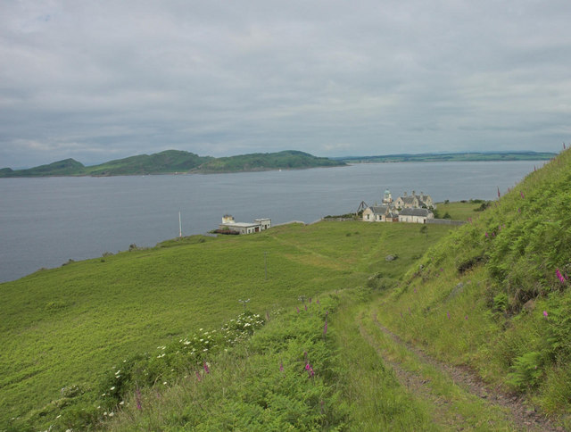 The Lighthouse, The Wee Cumbrae