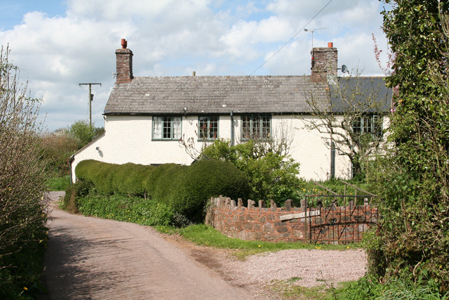 Hockworthy: Hockford Cottage