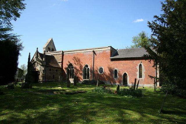 Holy Trinity church, West Allington, Lincs.