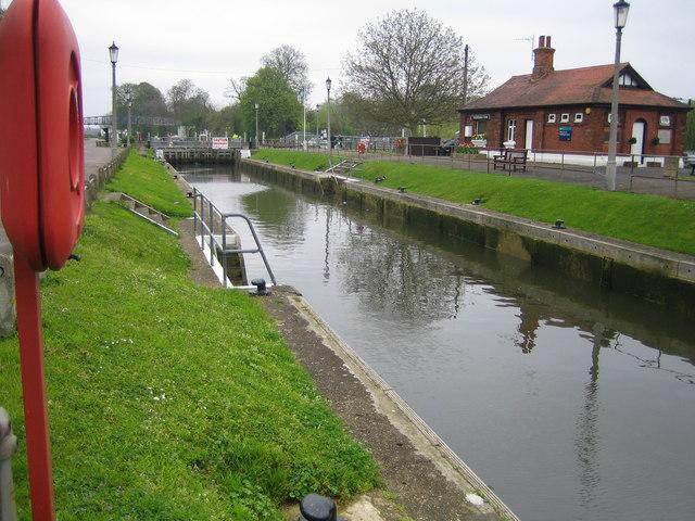 River Thames: Teddington Lock